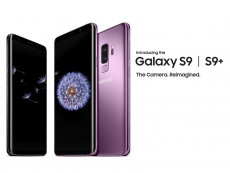 Samsung shows off its new Galaxy S9 and S9+ smartphones