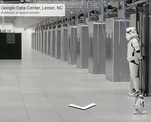 Google expands European data centre empire