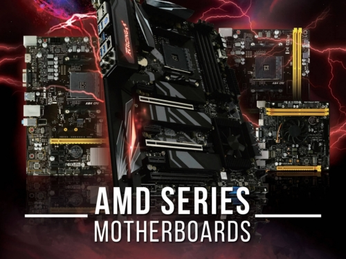 AMD X570S motherboard chipset spotted
