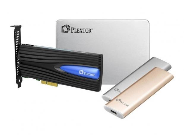 Plextor to announce its M8Se SSDs at CES 2017 show