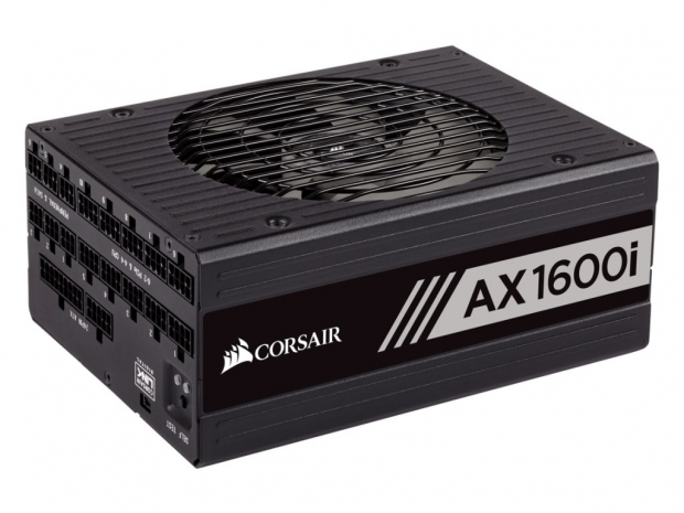 Corsair announces AX1600i power supply unit