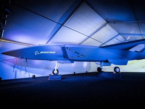 Boeing to produce Aussie un-manned fighter