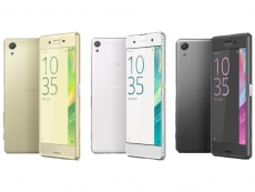 Sony unveils its Xperia X series smartphones