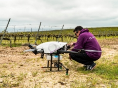 Hybrid drones open new opportunities for farmers