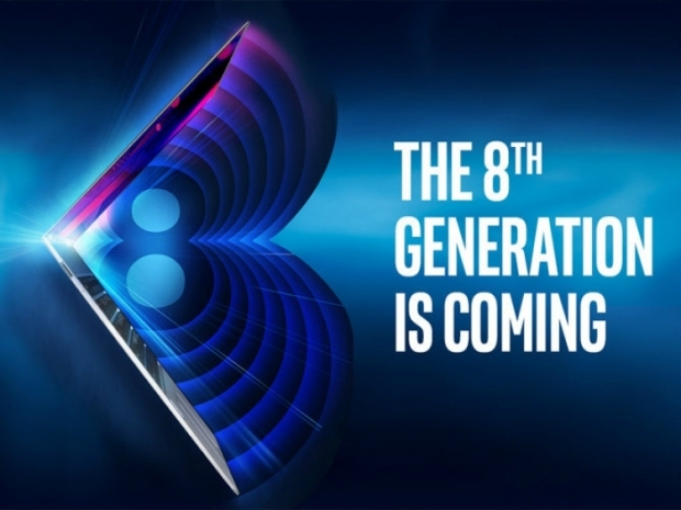 Intel officially unveils 8th Generation Core CPUs