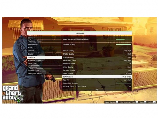 Rockstar's GTA V joins AMD Gaming Evolved program