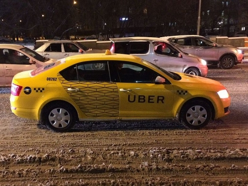 Uber death driver is convicted felon