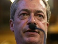 Boffins wage data war on Farage