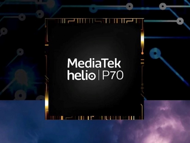 MediaTek says hello to Helio P70 SoC