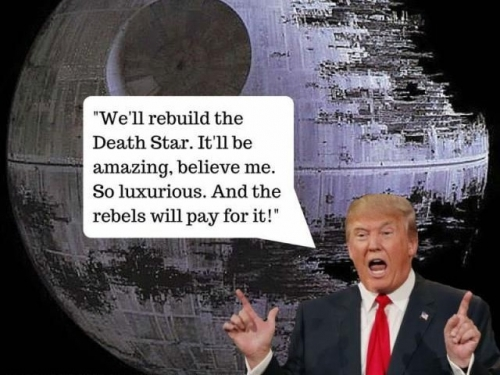 Amazon blames Trump for Jedi loss