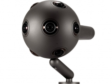 Nokia's OZO now enables live spherical VR broadcasting