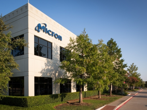 Micron starts mass production of its LPDDR4X memory