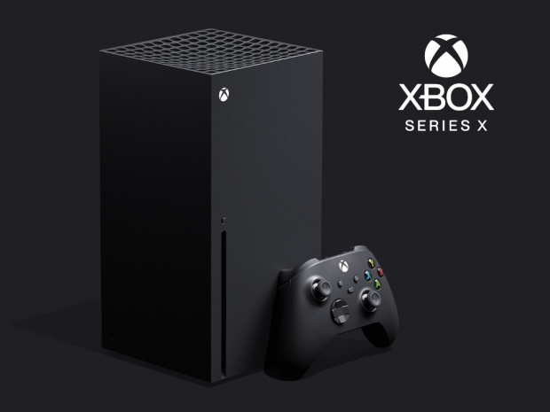 Microsoft gives a few more Xbox Series X details