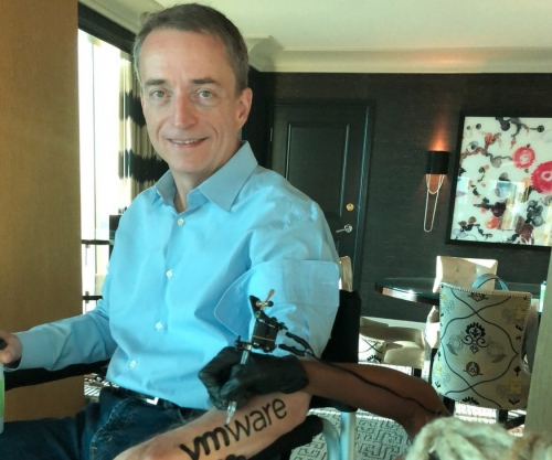 VMWare spends $4.8 billion on two companies