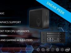 Intel new NUCs to come with 28W Tiger Lake CPUs