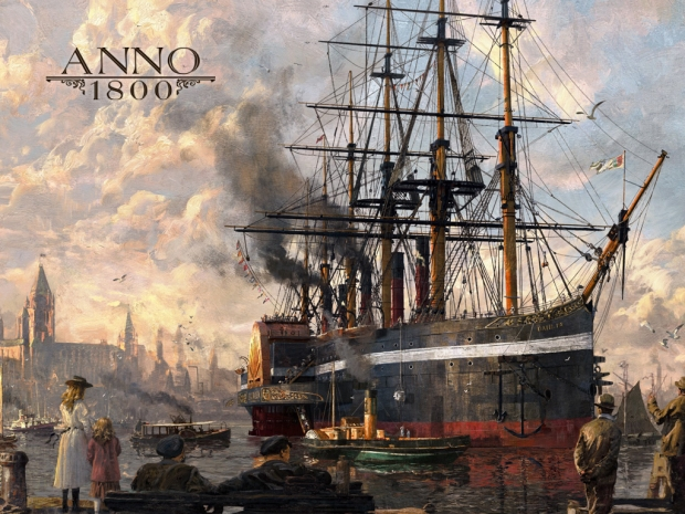 Ubisoft unveils Anno 1800 game at Gamecom