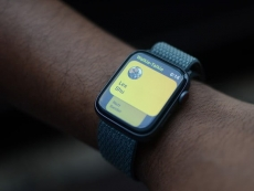 Apple's grip on smartwatch slips