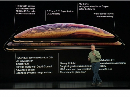 Apple A12 Bionic chip is third 7nm for phones