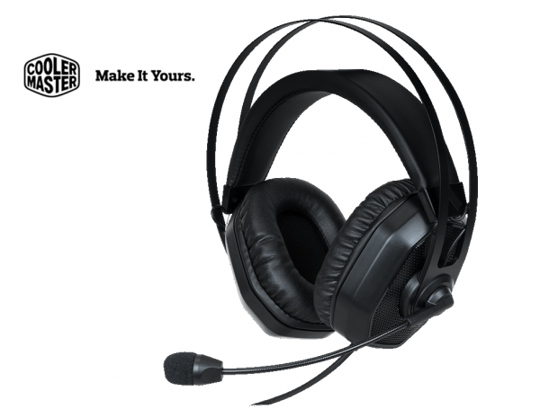 Cooler Master announces new MH320 gaming headset