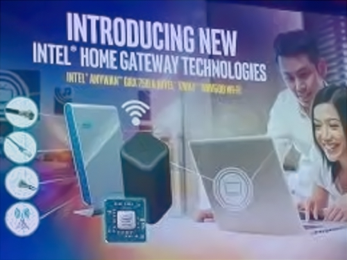 Intel flogs off Home Gateway Platform Division