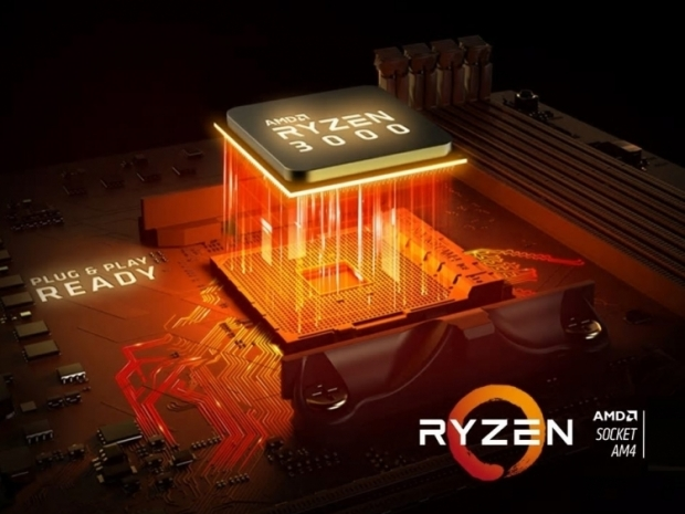 AMD patent shows why CPU not for GPUs