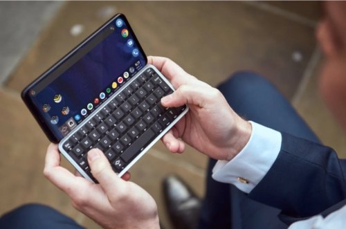 Planet releases 5G device with keyboard
