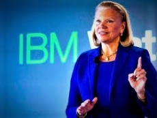 Rometty talks about the fourth Industrial Revolution
