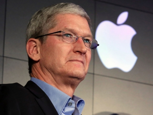 Tim Cook calls for more technology regulation