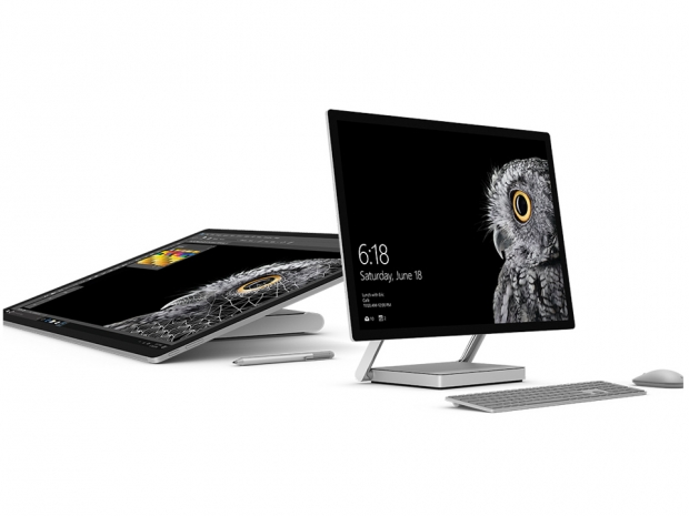 Microsoft announces Surface Studio desktop PC