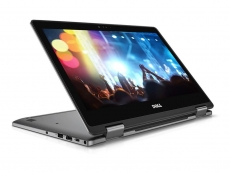 Dell unveils Inspiron 13 7000 convertible with AMD Ryzen mobile APU