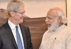 Indian government considers propping up failing Apple