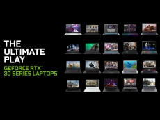 Nvidia unveils Geforce RTX 30 series for laptops