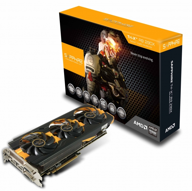 Sapphire announces new R9 290X 8GB Tri-X graphics card