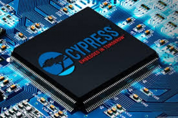 Infineon buys Cypress