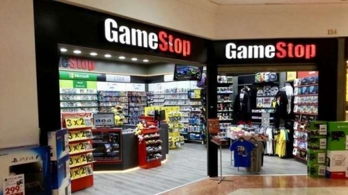 Gamestop thinks it is an essential service.