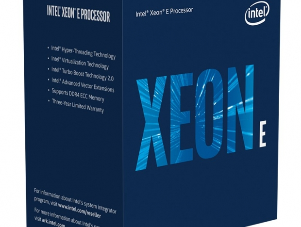 Intel relaunches new Xeon E-2200