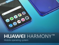 Huawei looks to Harmony