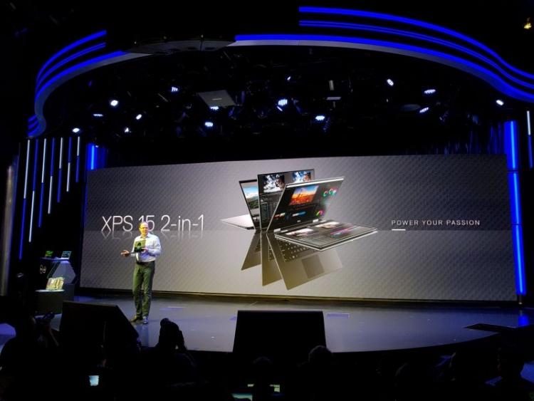 Dell XPS 15 2in1 looks like a winner