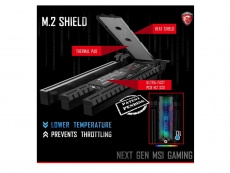 MSI is bringing M.2 Shield on its future motherboards