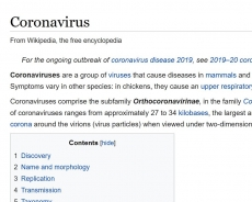 Iran's cure for Kung Flu -- ban Wikipedia