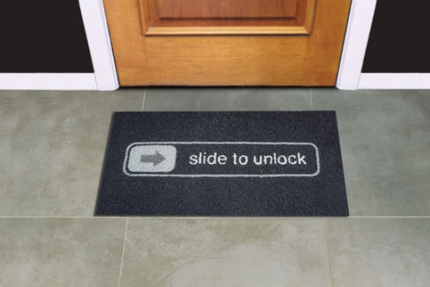 "Apple didn't invent ""slide to unlock"""