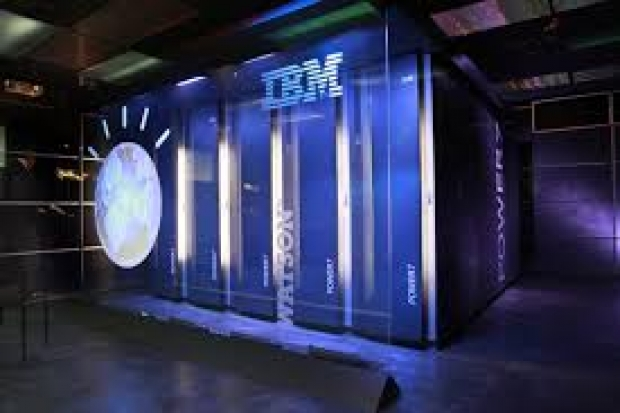 IBM booms on cloud and services
