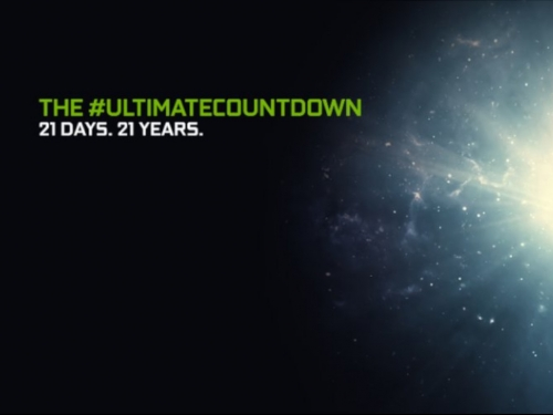 Nvidia teases something big for August 31st