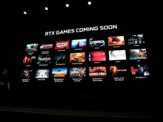 Nvidia releases some RTX gaming trailers and videos