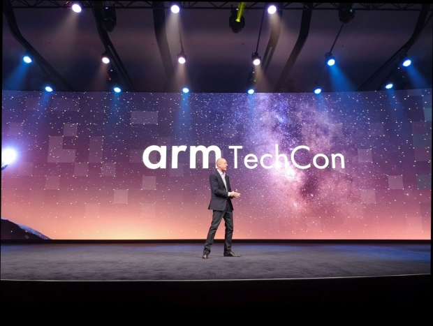 ARM CEO sees the fifth wave of computing