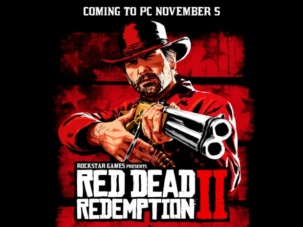 Red Dead Redemption 2 comes to PC on November 5th