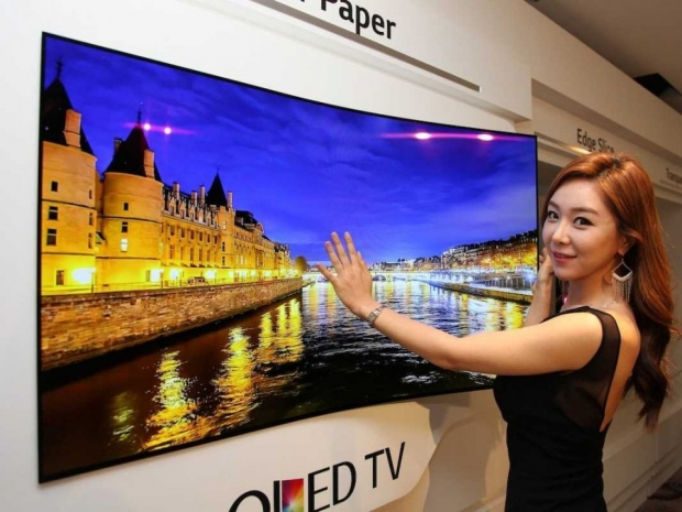 LG records highest profits in nine years