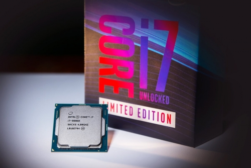 Intel Gaming offers @AMDRyzen an 8086K CPU