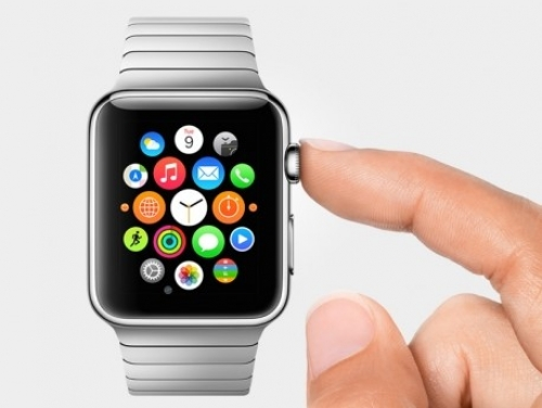 Apple Watch grasses up its owner