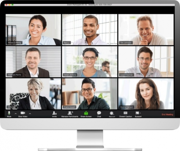 Zoom will offer end-to-end encryption for video calls